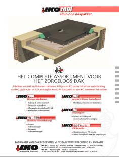 IKO bv brochure en flyers