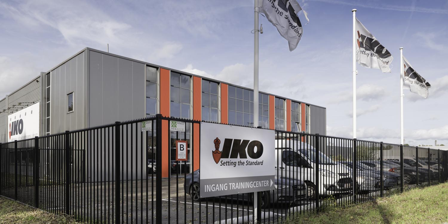 IKO bv training center