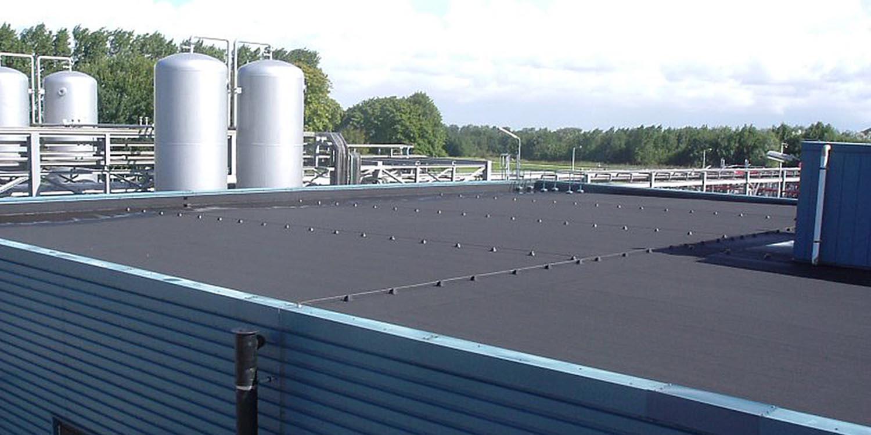 IKO bv bitumen dakbedekking