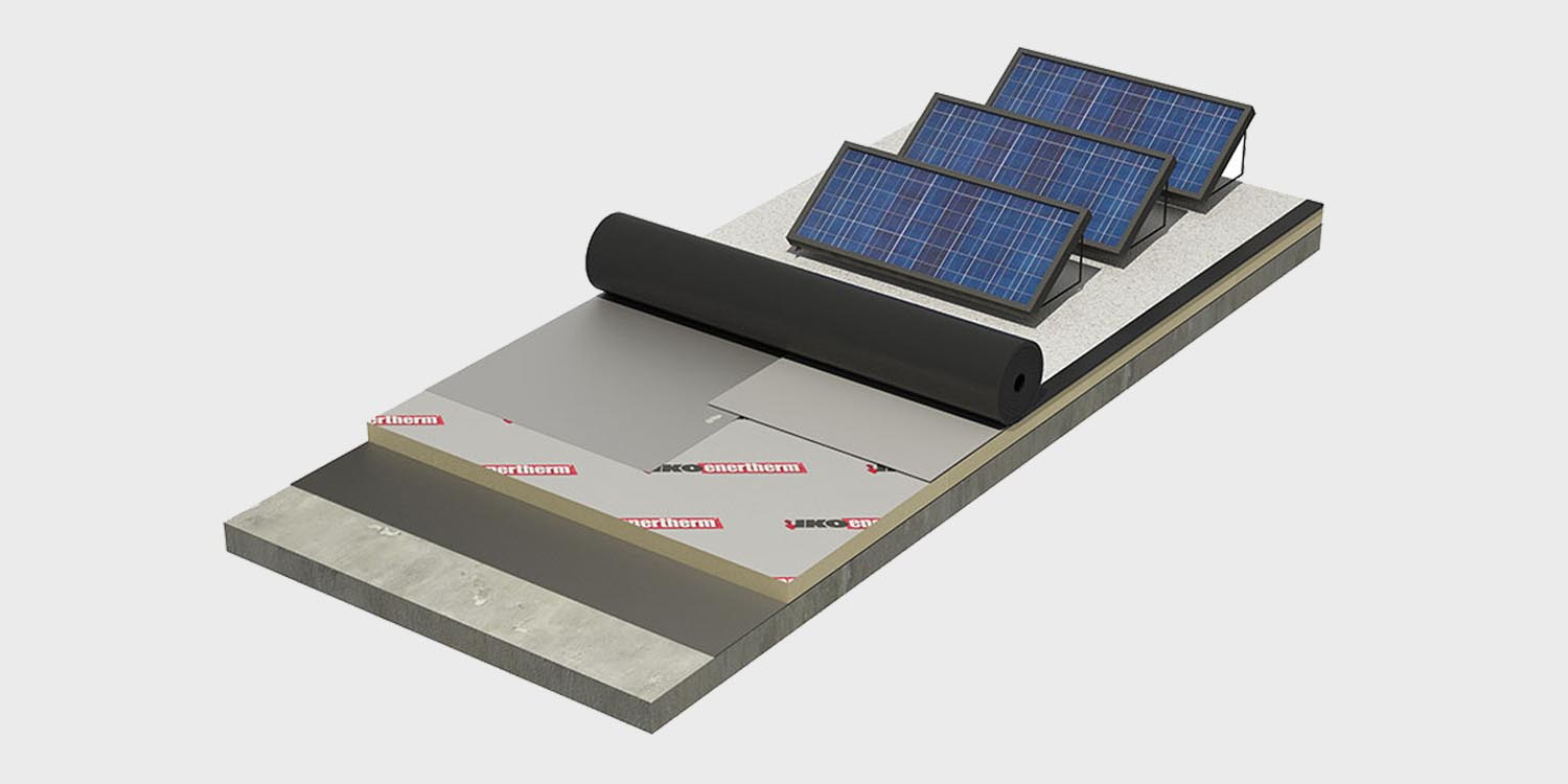IKO bv eco roof