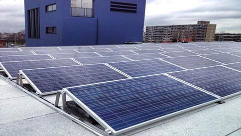 IKO bv solar roof