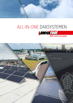 IKO roof All-in-one Daksystemen