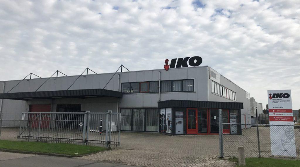 Nieuw trainingscenter IKO Leeuwarden