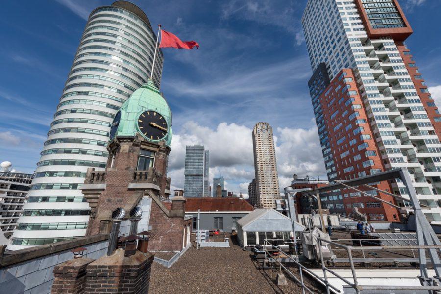Referentieproject Hotel New York, Rotterdam