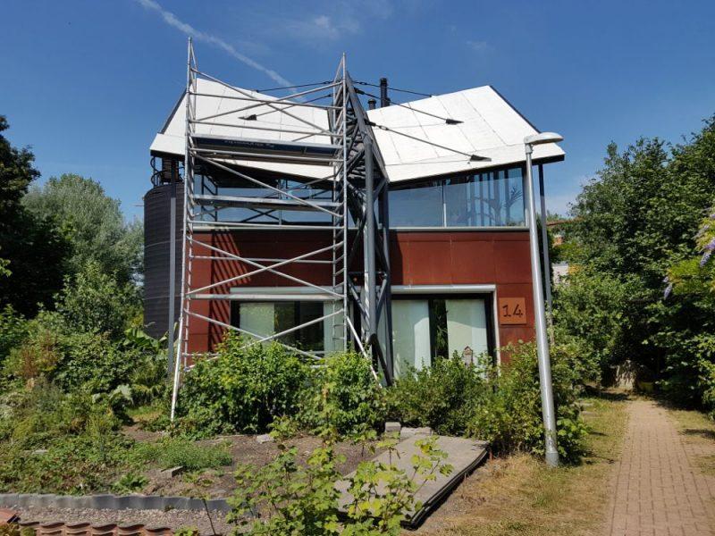 IKObv Referentieproject Architectenwoning Culemborg
