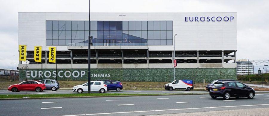 IKObv Referentieproject Euroscoop Schiedam