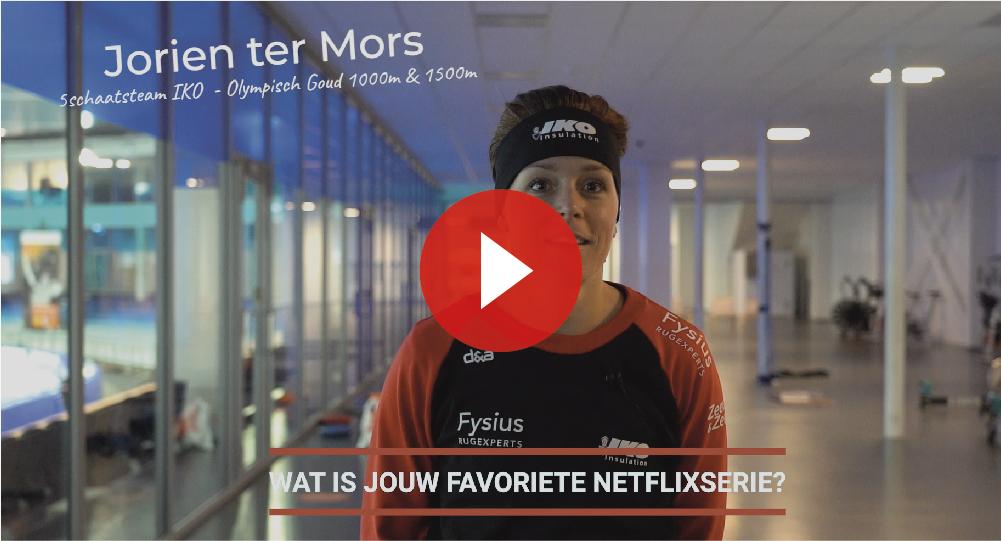 Sportblog Jorien Ter Mors