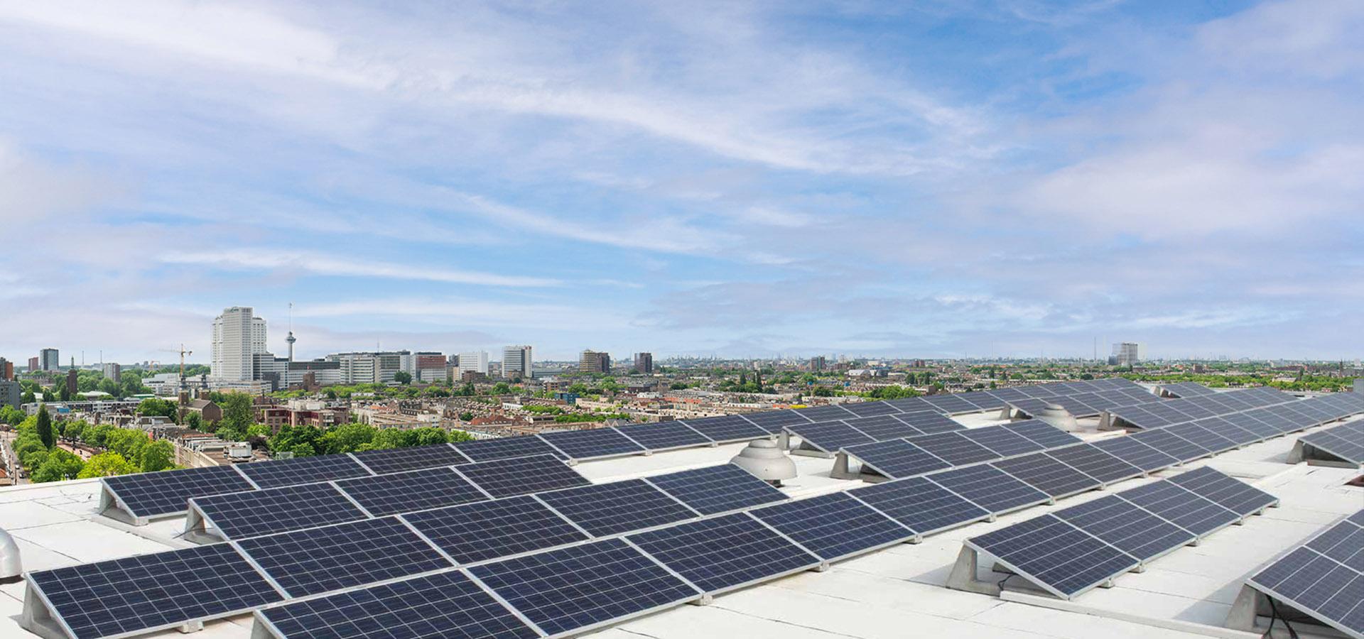 IKO solar header