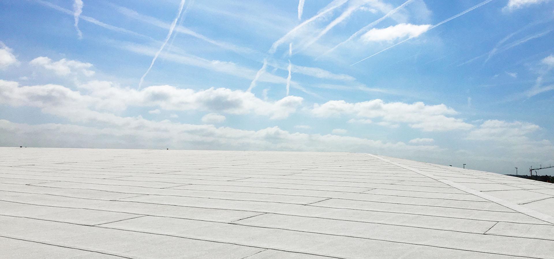 IKO clean air header